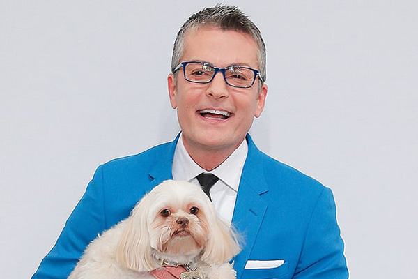 'Say Yes to the Dress' Star Randy Fenoli Tells Us About His First-Ever Bridal Line