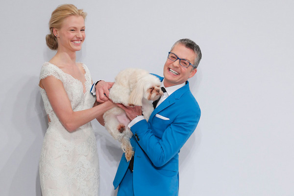Randy Fenoli, Designer, and Star of 'Say Yes to the Dress' Launches Bridal Collection