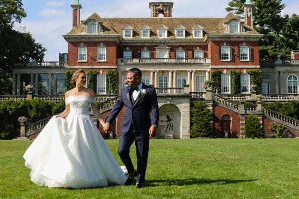 A Kleinfeld Employee Wedding: Michelle & Jared